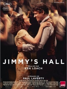 jimmy's hall go with the blog - affiche du film