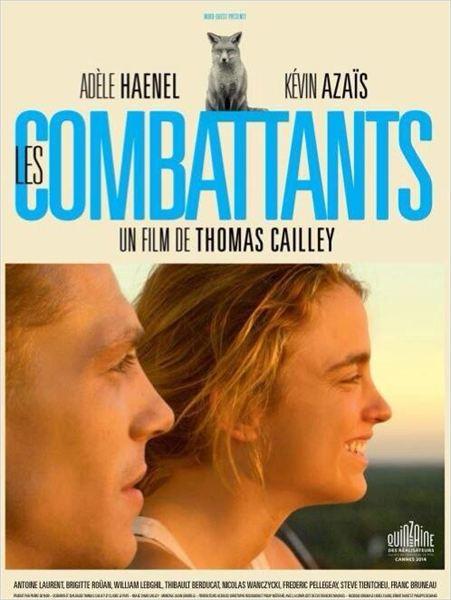 les combattants - go with the blog - affiche du film