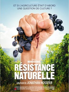 résistance naturelle - affiche du film _ go with the blog
