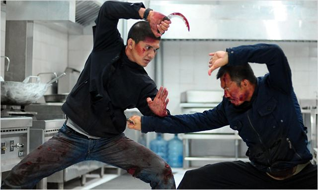 the raid 2 - go with the blog - images du film