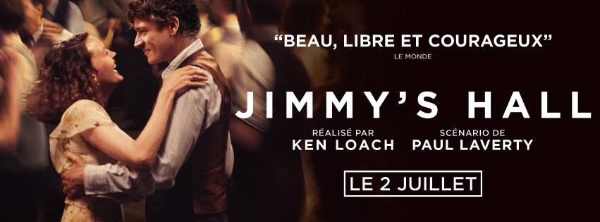 JIMMY'S HALL DE KEN LOACH