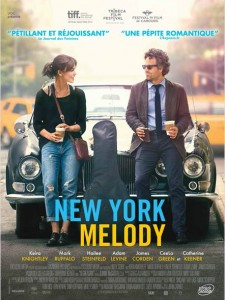 NEW YORK MELODY - affiche du film France - Go with the Blog