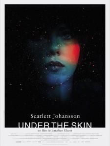 UNDER THE SKIN - affiche française définitive - Go with the Blog