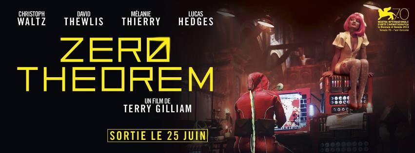 ZERO THEOREM - bandeau du film - Go with the Blog
