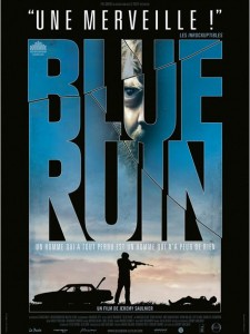 BLUE RUIN - affiche France - Go with the Blog