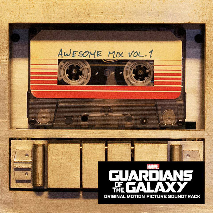 LES GARDIENS DE LA GALAXIE - Soundtrack Cover - Go with the Blog