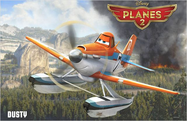 PLANES 2 - Dusty - Go with the Blog