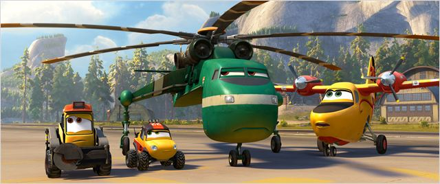 PLANES 2 - image du film 2 - Go with the Blog