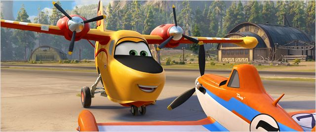 PLANES 2 - image du film 3 - Go with the Blog