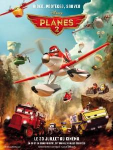 Planes 2 - affiche du film