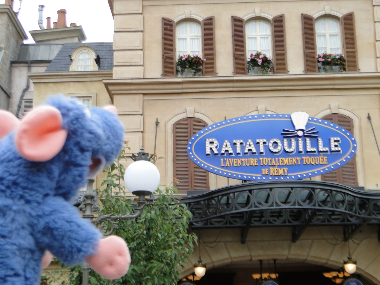 L'attraction RATATOUILLE à Disneyland Paris : une immersion incroyable !