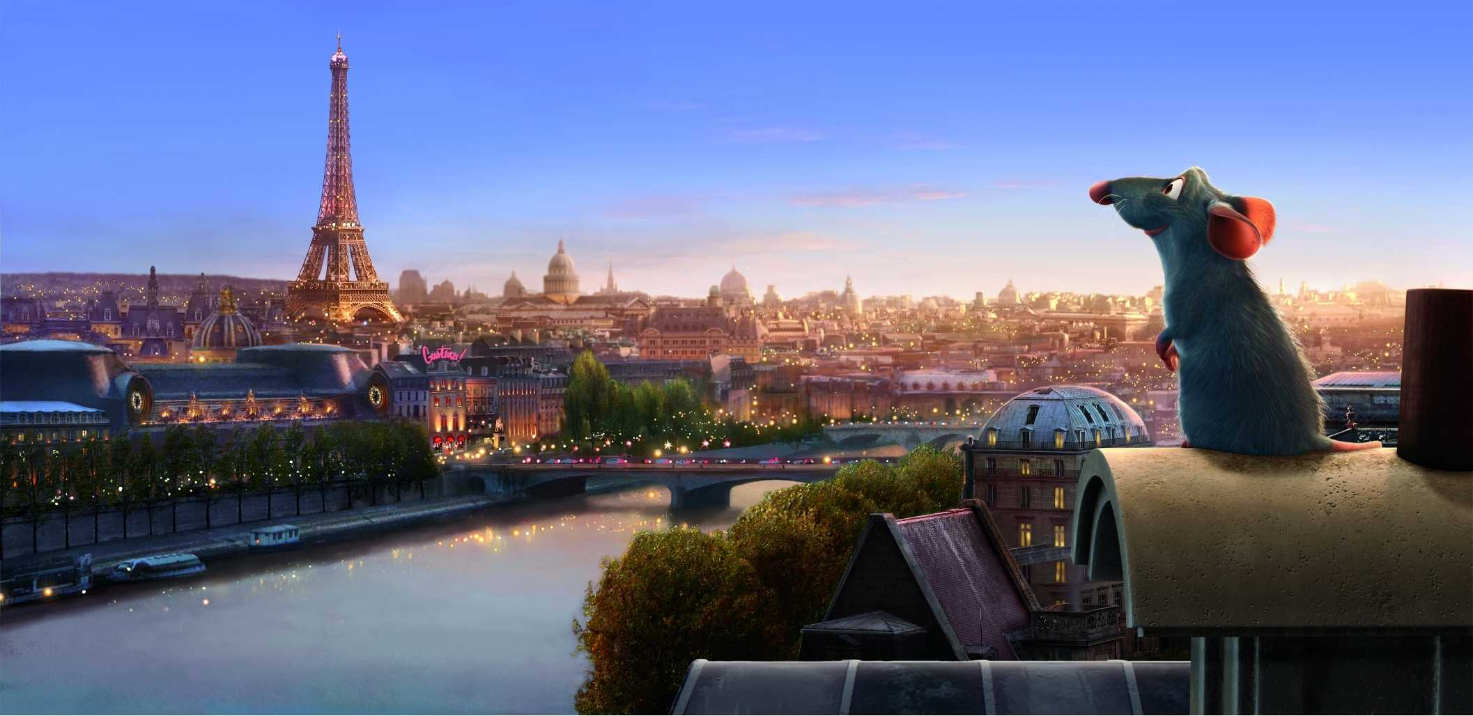 RATATOUILLE Rémy - image du film - Go with the Blog