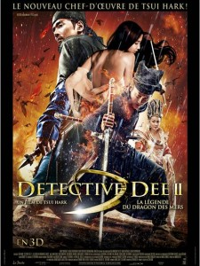 detective dee II - affiche du film - go with the blog