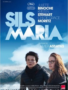Sils Maria - Go with the Blog - affiche du film