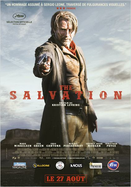 The Salvation - Go with the Blog - affihce du film