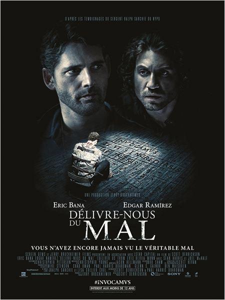 DÉLIVRE-NOUS DU MAL - affiche du film - go with the blog