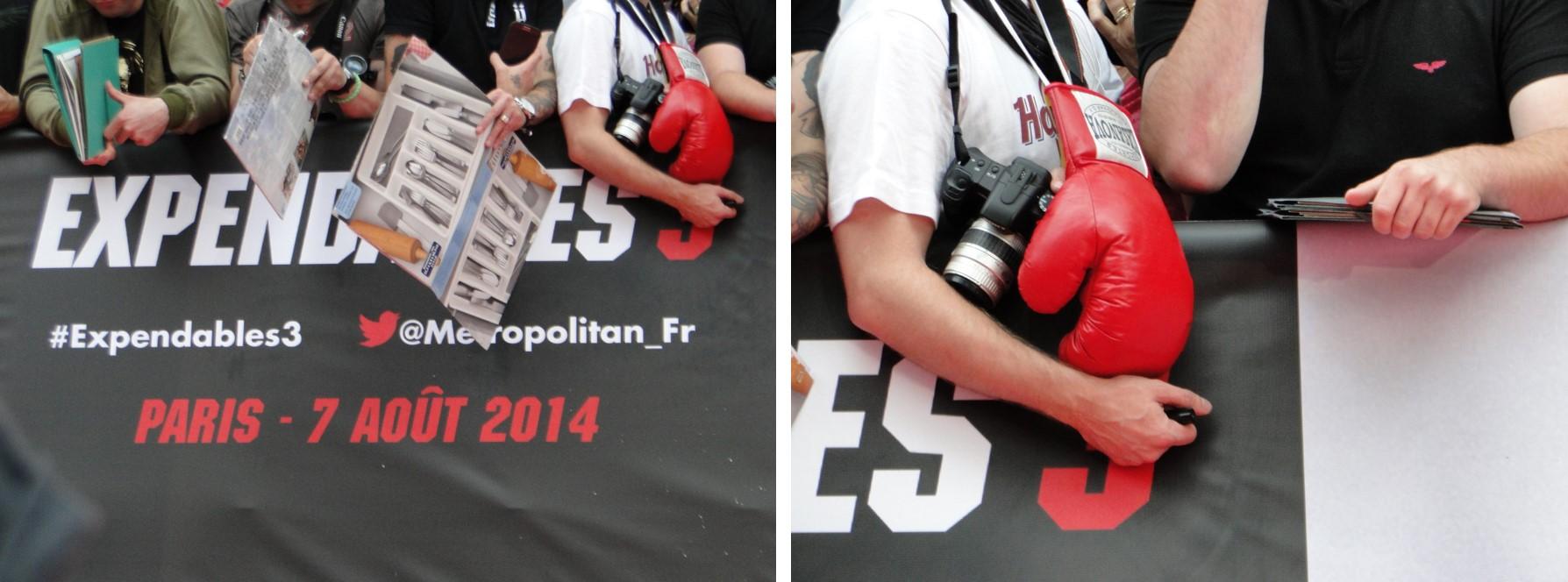 EXPENDABLES 3 - Avant-première Paris Aout 2014 4 - Go with the Blog