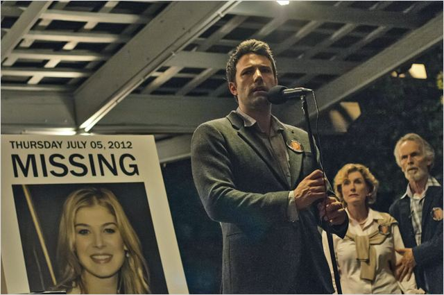 GONE GIRL - photo du film officielle - Go with the Blog