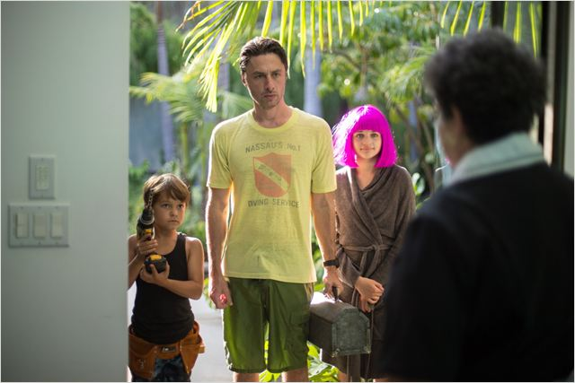 LE ROLE DE MA VIE - WISH I WAS HERE Zach Braff 3 - Go with the Blog