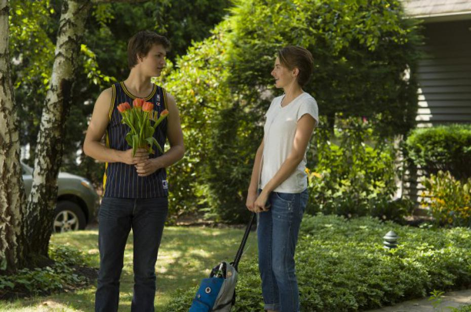 NOS ETOILES CONTRAIRES - film Shailene Woodley 3 - Go with the Blog