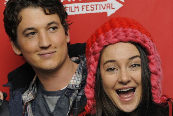SHAILENE WOODLEY - Sundance Festival 2013 - Go with the Blog