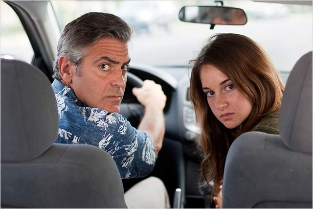 SHAILENE WOODLEY - The Descendants with George CLOONEY - Go with the Blog
