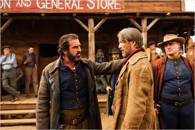 THE SALVATION - image du film Eric Cantona - Go with the Blog