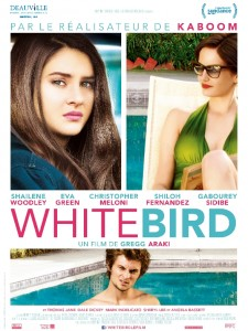 WHITE BIRD - affiche France Gregg Araki Shailene Woodley - Go with the Blog