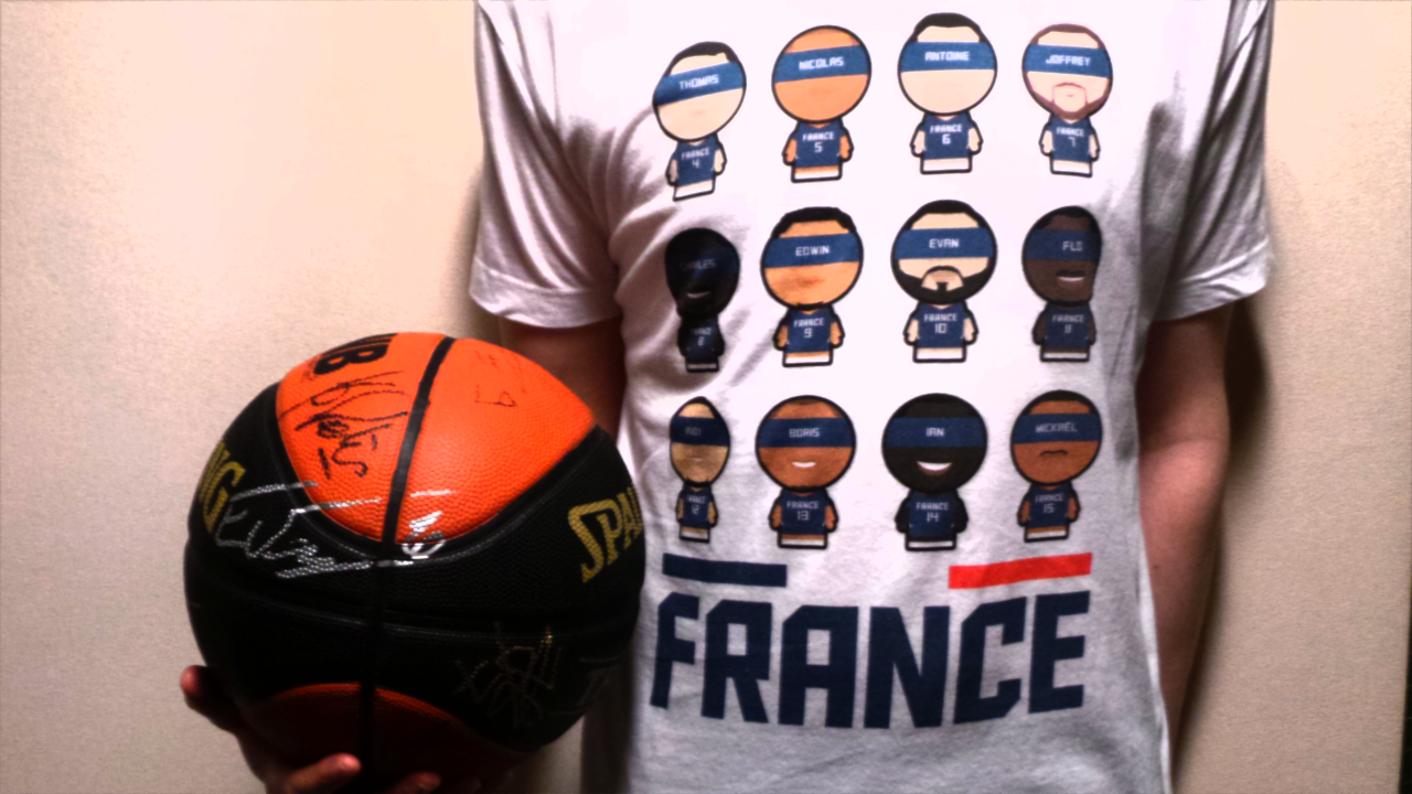 TAKE IT YSY - Coupe du Monde Basketball Spain 2014 - Go with the Blog