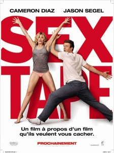 sex tape go with the blog - affiche du film