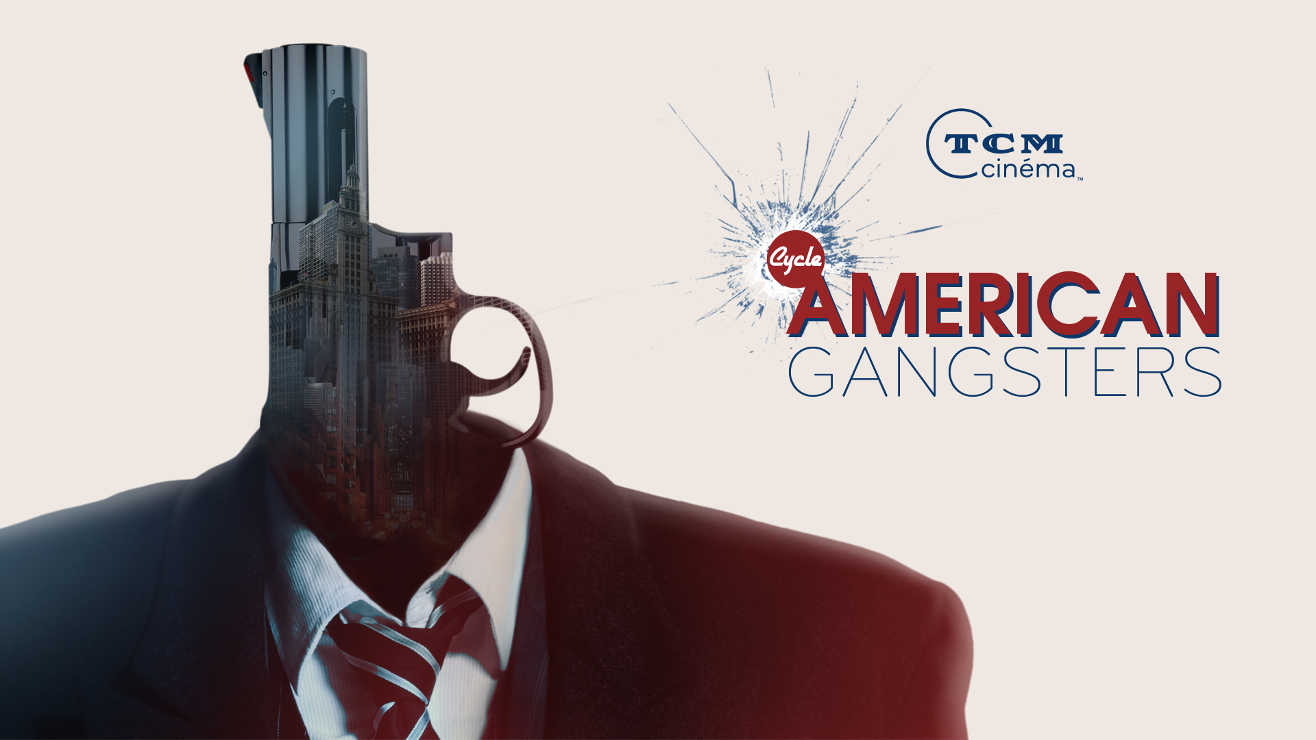 Cycle American Gangsters TCM Cinéma - Visuel - Go with the Blog