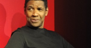 Rencontre avec Denzel Washington à Paris