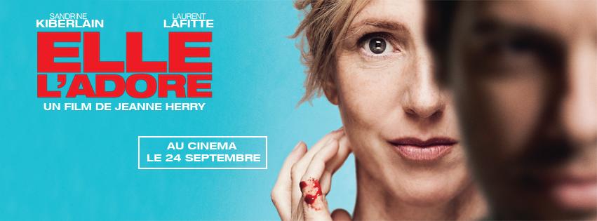 ELLE L'ADORE-  bandeau du film Image Visuel large - Go with the Blog
