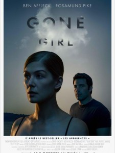 GONE GIRL - affiche France French movie poster David Fincher - Go with the Blog