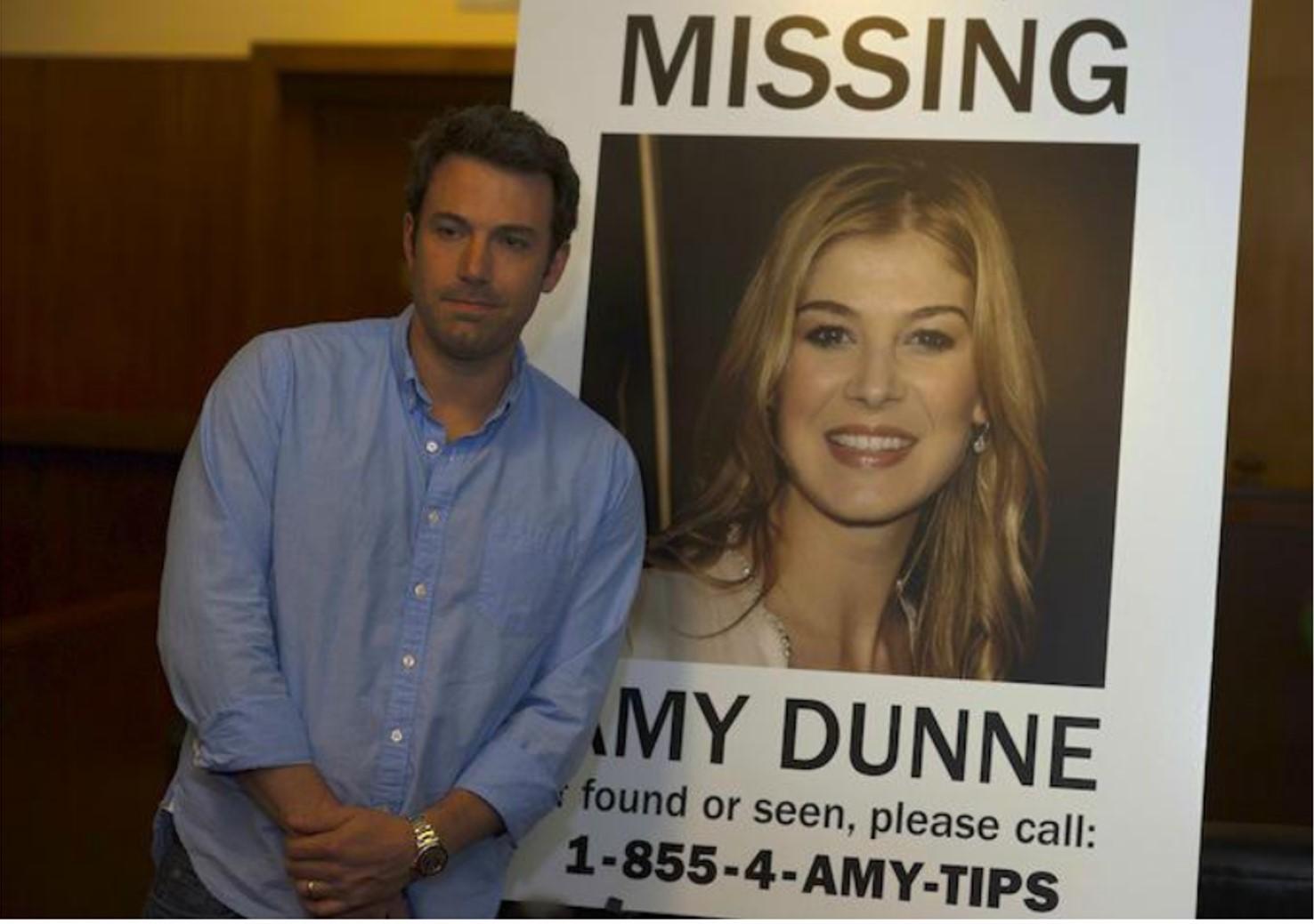 GONE GIRL - image du film Ben Affleck 5 David Fincher - Go with the Blog