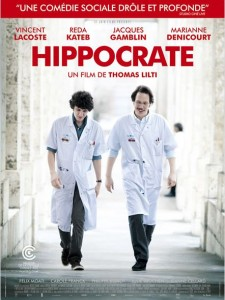 HIPPOCRATE - affiche du film 2014 - Go with the Blog