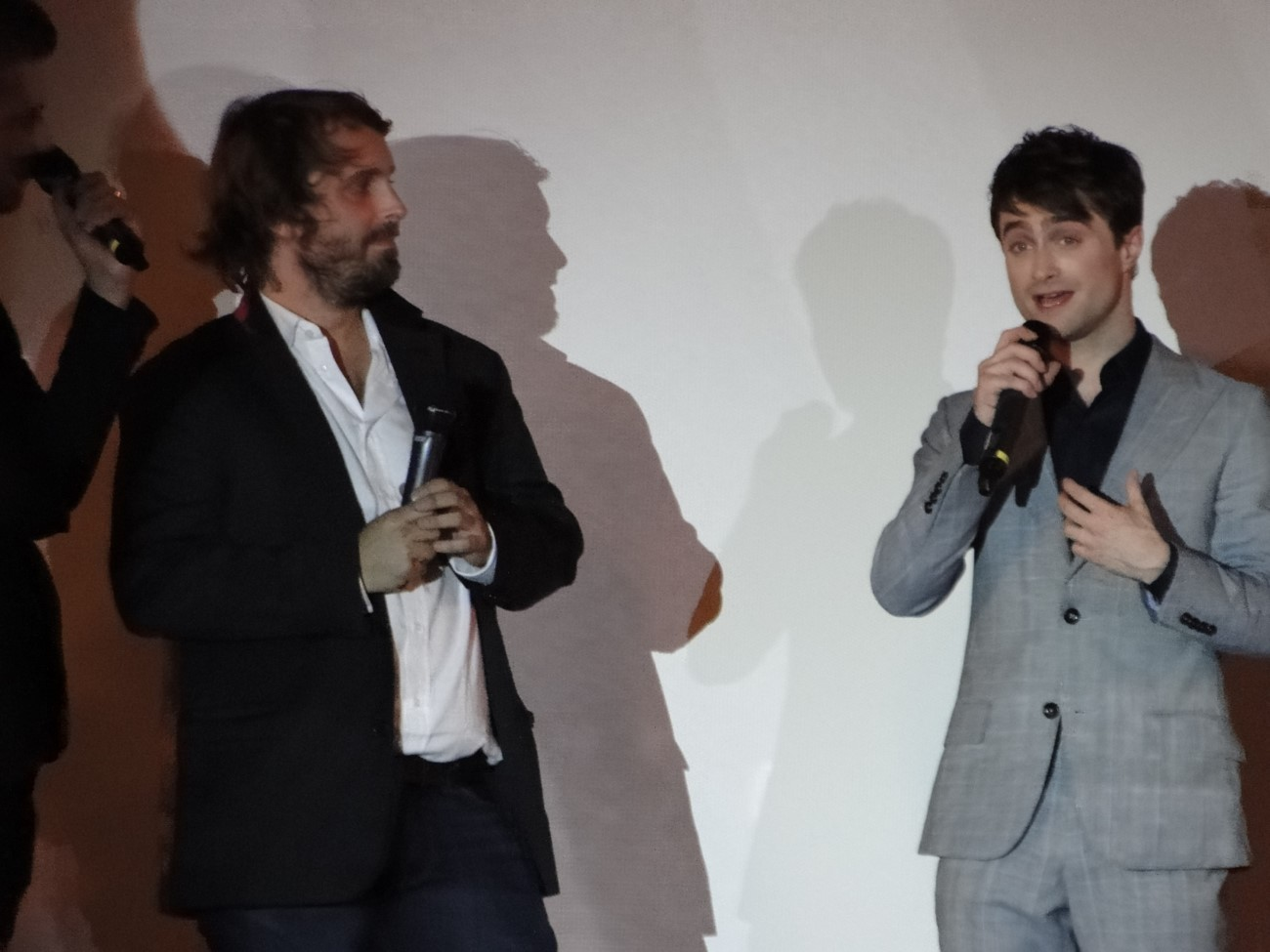 HORNS - Premiere Paris France Daniel Radciffe Alexandre Aja 2 - Go with the Blog