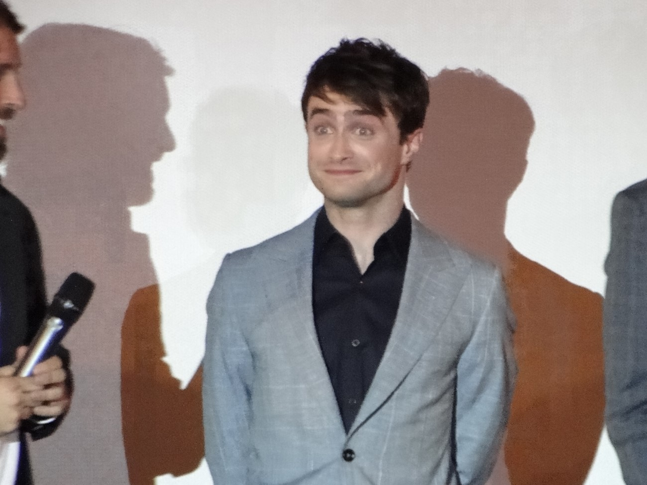 HORNS - Premiere Paris France Daniel Radciffe Alexandre Aja - Go with the Blog