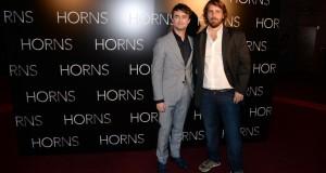 Alexandre Aja & Daniel Radcliffe présentent HORNS à Paris