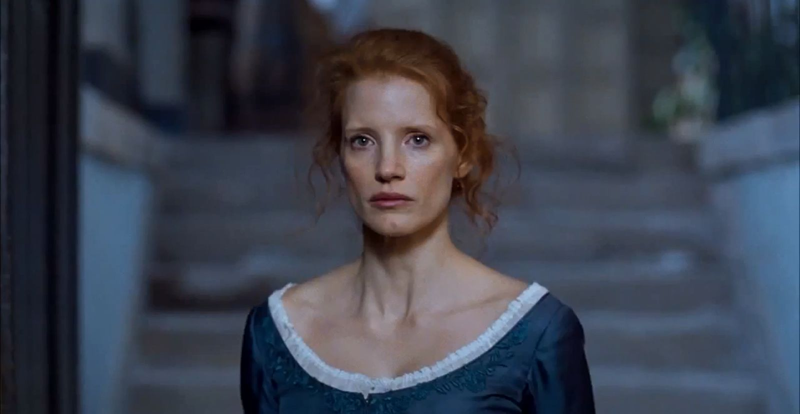 MADEMOISELLE JULIE -  Jessica Chastain - Go with the Blog