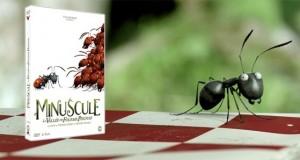 MINUSCULE en Blu-ray & DVD : un véritable travail de fourmis !