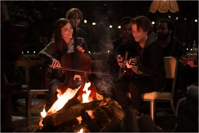SI JE RESTE - photo du film IF I STAY Chloe Grace Moretz 2 - Go with the Blog