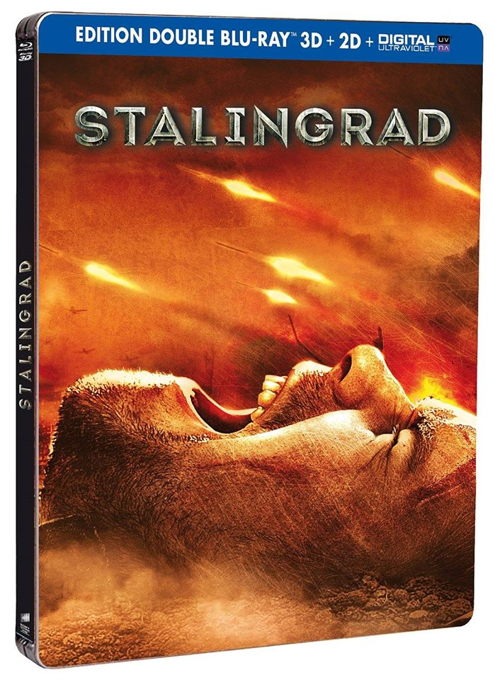 STALINGRAD - Visuel Blu-ray France Pack - Concours Go with the Blog