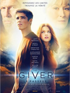 TGE GIVER - GO WITH THE BLOG - AFFICHE DU FILM