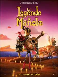 LA LEGENDE MANOLO - GO WITH THE BLOG - AFFICHE DU FILM