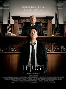 Le Juge - go with the blog - affiche du film