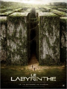 LE LABYRINTHE - go with the blog - affiche du film