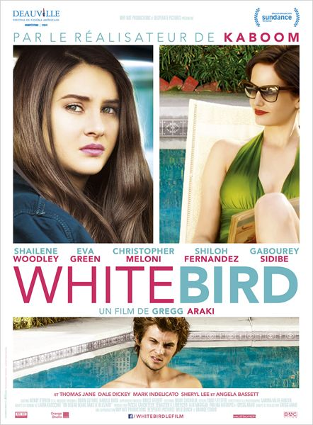 White Bird - go with the blog - affiche du film