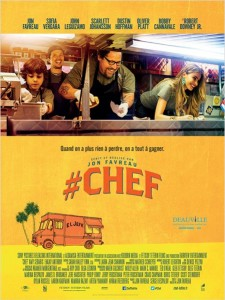 #CHEF - Go with the Blog - Affiche du Film