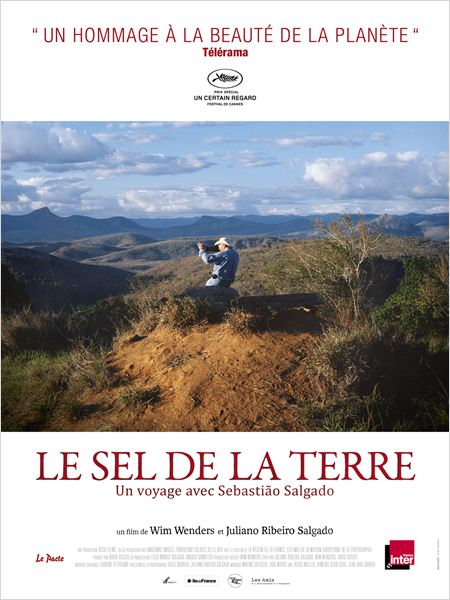 LE SEL DE LA TERRE - go with the blog - affiche du film